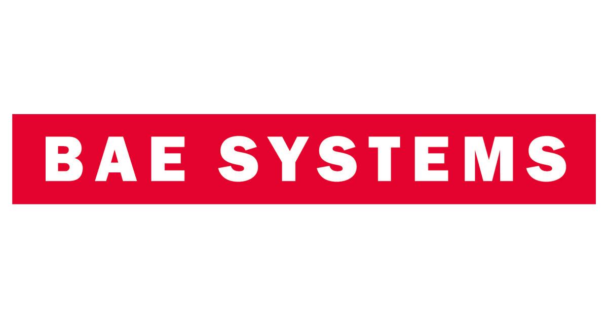 Company logo for: BAE Systems
