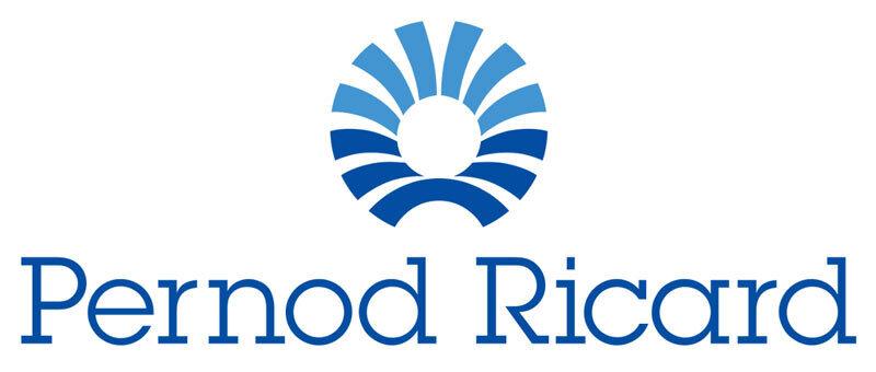 Company logo for: Pernod Ricard