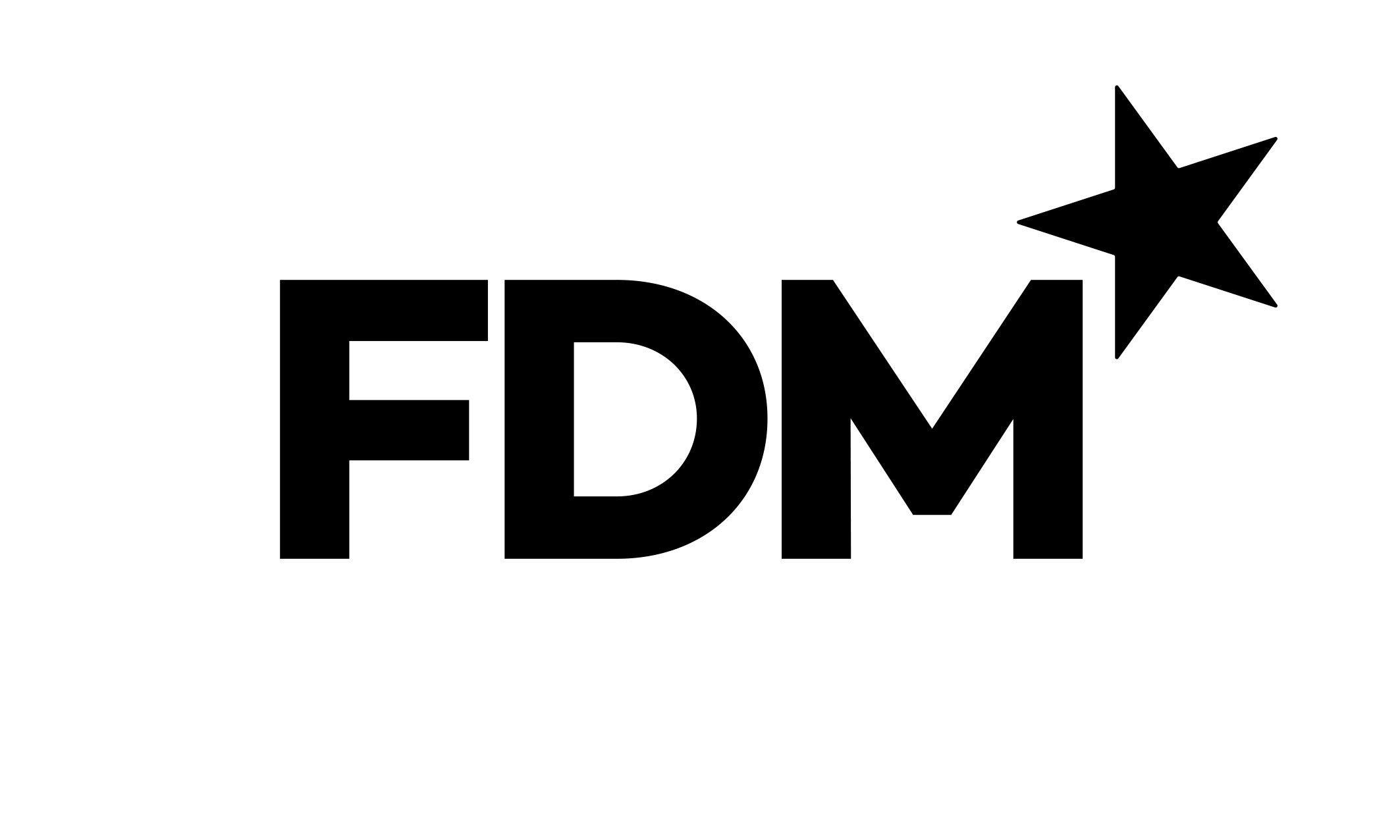 Company logo for: FDM Group