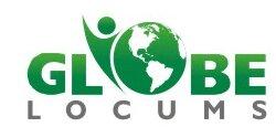 Company logo for: Globe Locums