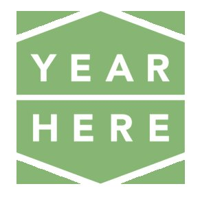 Company logo for: Year Here