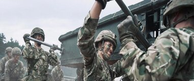 Job image for: Army Engineering Platoon Officer