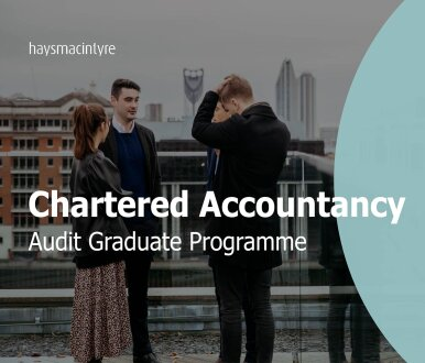 Job image for: Trainee Chartered Accountant - Audit