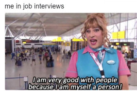 Article: 18 tweets about job interviews that will make you laugh and then cry