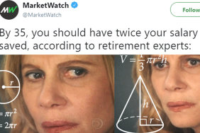 Article: Twitter reacted perfectly to this website saying you should have saved twice your salary by 35