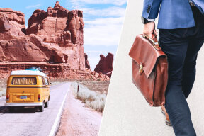 Article: Travelling or grad scheme? Here's how you can do both after graduation