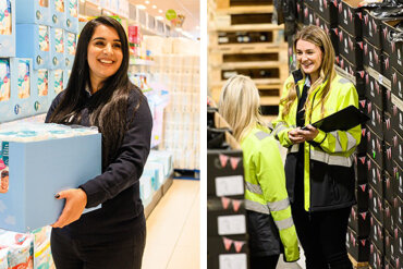 Article featured image for: Here's how graduates are making an impact at global retailer, Lidl, and how you can too