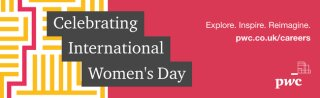 Article: This International Women's Day, PwC want you to challenge their business